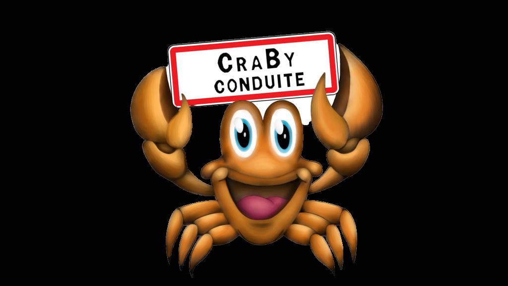 Logo CraBy Conduite